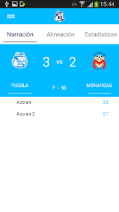 Puebla Oficial- screenshot thumbnail