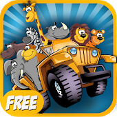 Safari Animals for Kids - Free