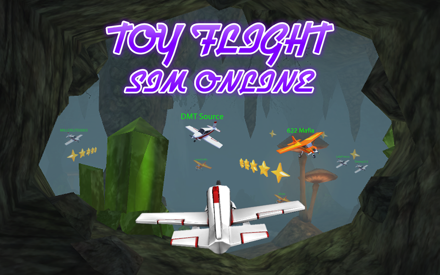 Toy Flight Simulator Online- screenshot