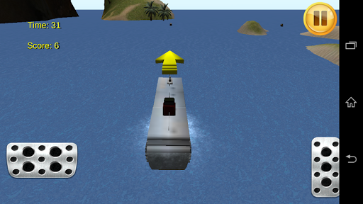 Cruise Ship Simulator 3D