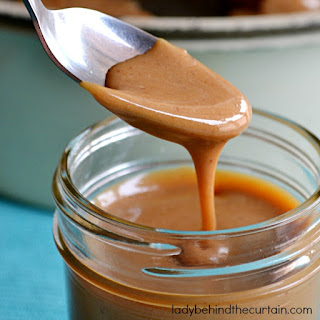 Easy Caramel Drizzle