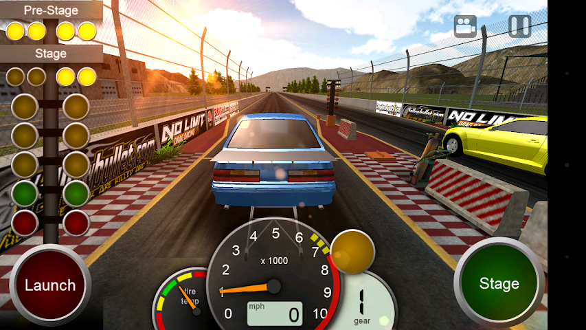 android No Limit Drag Racing Screenshot 16