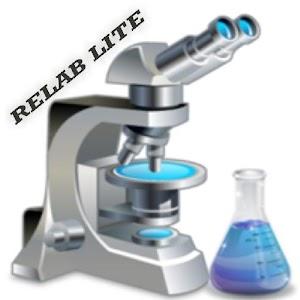 Resultado de Laboratorio Lite 醫療 App LOGO-硬是要APP