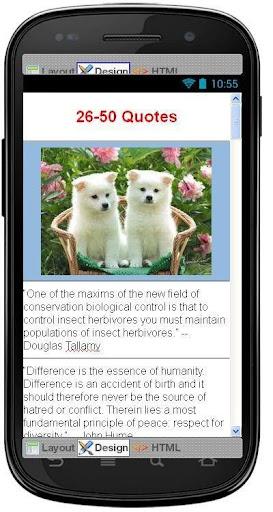 【免費娛樂App】Best Diversity Quotes-APP點子