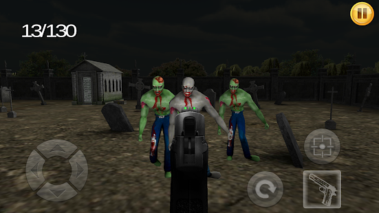 Zombies Tomb 3D - screenshot thumbnail