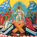 Orthodox Calendar of Saints NS logo