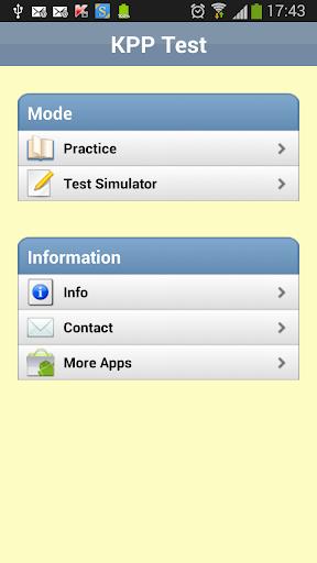 KPP Test