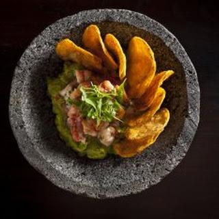 Lobster Guacamole.