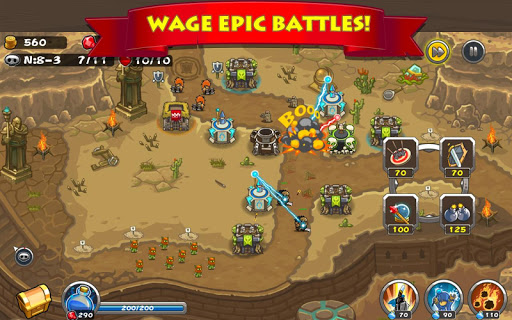 Horde Defense 1.6.0 screenshots 5