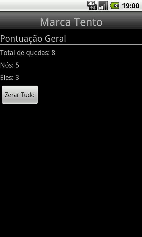 Marca Tento - screenshot