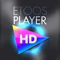 ETOOS Player HD(이투스 플레이어 HD) icon