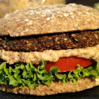 Veggie Burger Buns