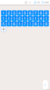 1/19 Number Puzzle game- screenshot thumbnail