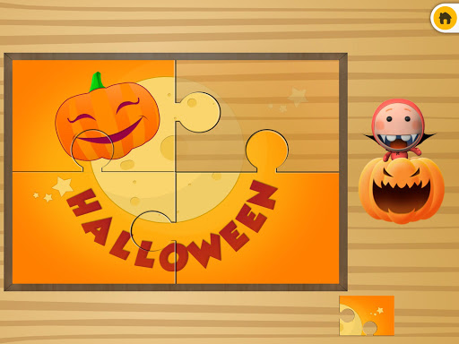 Halloween Jigsaw Puzzles FREE