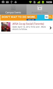 AFSA University of Waterloo - screenshot thumbnail