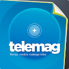 Telemag digital magazine icon