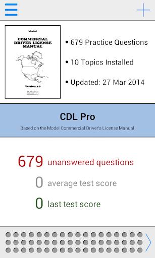 CDL Test Prep Pro