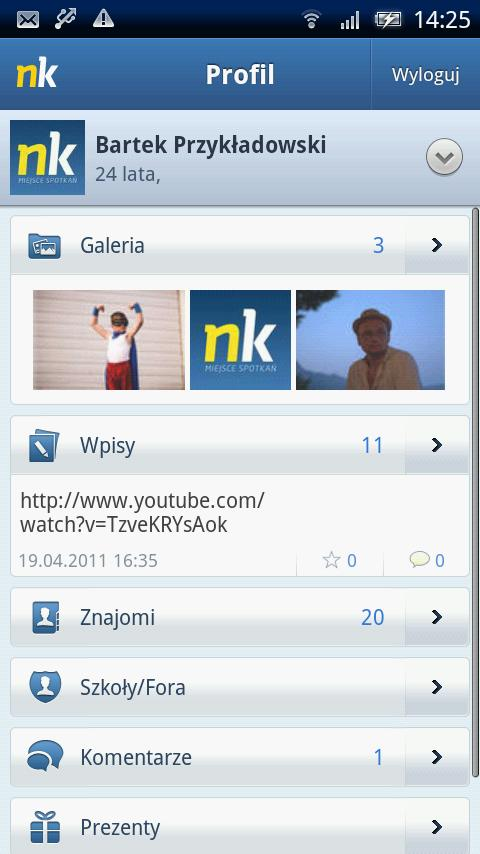 nk.pl - screenshot