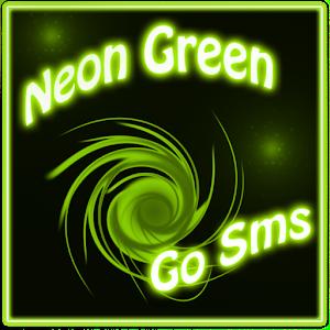 Neon Green Style Go Sms.apk 1.3