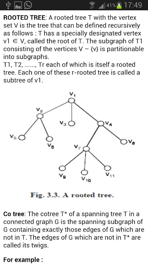 Graph Theory - screenshot