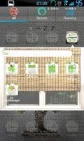 Screenshot of Bonsai Art GO EX Theme