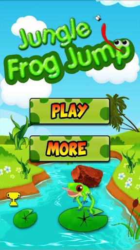 Jungle Frog Jump