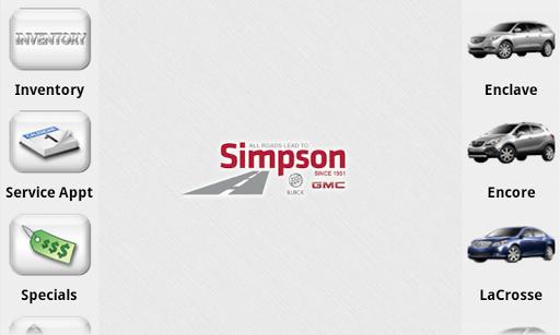 Simpson Buick GMC