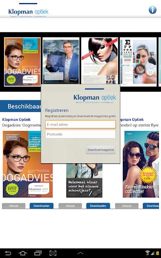 玩生活App|Klopman optiek免費|APP試玩