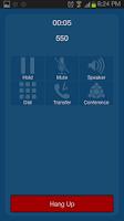 Screenshot of gTalk PBX
