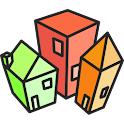 HotPads Real Estate Tablet App logo
