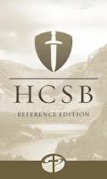 Screenshot of HCSB Digital Reference Edition