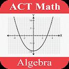 ACT Math : Algebra icon