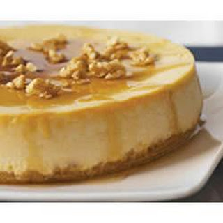 PHILLY Sugar Shack Maple Walnut Cheesecake.