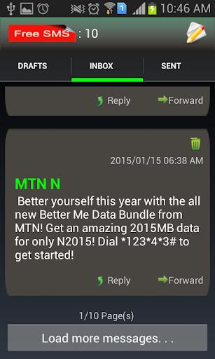 TextDeyGo Pro Unlimited SMS