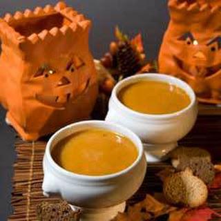 Jack O'lantern Soup