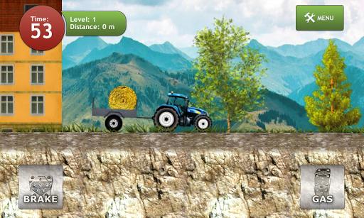Tractor Racer HD