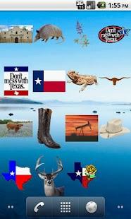 A Texas Thing Screen Widget- screenshot thumbnail
