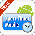 Xpert-Timer Time Tracker Trial logo