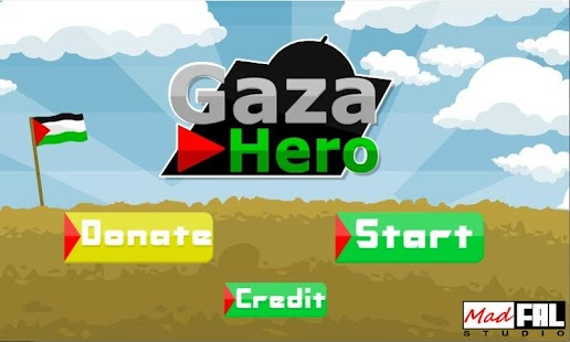 Gaza Hero- screenshot thumbnail