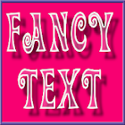 Fancy Text icon