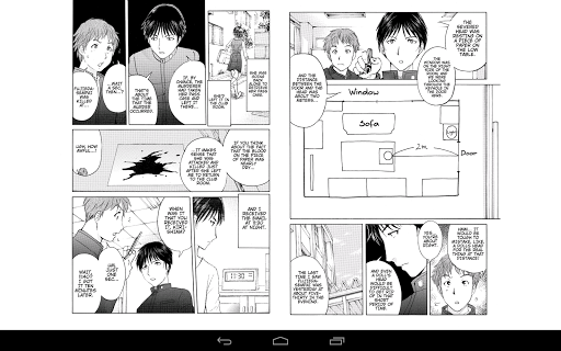 Manga Box: Manga App 2.1.5 screenshots 9