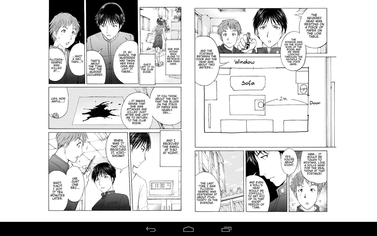 Manga Box: Manga App- screenshot