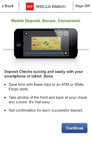 Wells Fargo Mobile- screenshot thumbnail