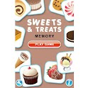 Sweets and Treats Memory Game logo