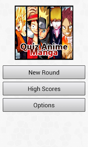 Quiz Anime Manga Trivia Game