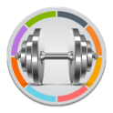 Dumbbell - Gym Log icon