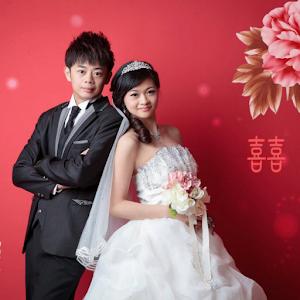 啾&栗 結婚。幸福 個人化 App LOGO-APP試玩