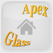 Glass Theme Apex