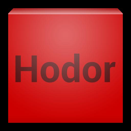 個人化App|Hodor Keyboard LOGO-3C達人阿輝的APP