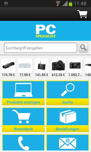 玩購物App|pcspezialist.de GmbH免費|APP試玩
